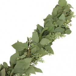 Seeded Eucalyptus Garland PRICE PER FOOT