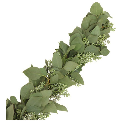 Seeded Eucalyptus Garland PRICE PER FOOT